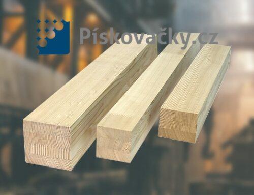 Půjčovna mobilních pískovaček akompresorů kpískování dřeva.